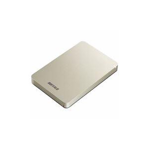 その他 BUFFALO ポータブルHDD ゴールド 1TB HD-PGF1.0U3-GLA ds-2268325