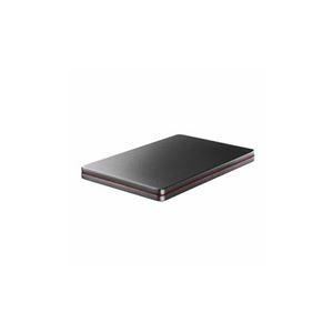 その他 IOデータ USB 3.0/2.0対応 ポータブルハードディスク「カクうす」 Black×Red 2TB HDPX-UTS2K ds-2268451