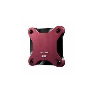 その他 IOデータ USB 3.1 Gen 1対応ポータブルSSD 960GB ワインレッド SSPH-UT960R ds-2268469