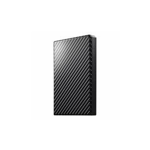 その他 IOデータ USB 3.1 Gen 1対応 ポータブルHDD カーボンブラック 500GB HDPT-UTS500K ds-2268518