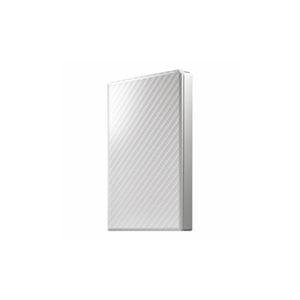 その他 IOデータ USB 3.1 Gen 1対応 ポータブルHDD セラミックホワイト 500GB HDPT-UTS500W ds-2268521