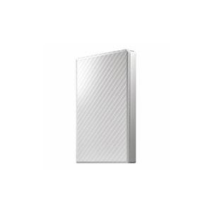 その他 IOデータ USB 3.1 Gen 1対応 ポータブルHDD セラミックホワイト 1TB HDPT-UTS1W ds-2268522
