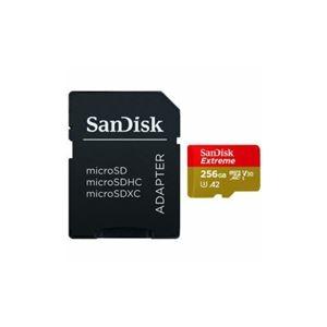 その他 SanDisk エクストリーム microSDXC UHS-I 256GB SDSSQX-0256G-JN3MD ds-2268580