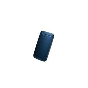 その他 エレコム 外付けSSD ポータブル USB3.2(Gen1)対応 TLC搭載 Type-C&Type-Aケーブル付属 1TB ネイビー ESD-EF1000GNV ds-2268951
