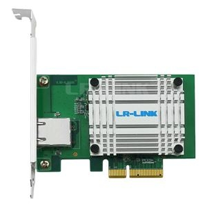 その他 アユート LR-LINK 10GBネットワークアダプタ PCIe x4 10GBase(AquantiaAQtion AQC 107ベース) ds-2270160