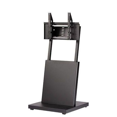 SDS エス・ディ・エス デジタルサイネージスタンド耐荷重45kg 黒 エコノミータイプ DS-S45B2