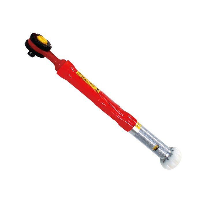 トップ工業 絶縁ラチェット形トルクレンチ RH-45NTZR 4975180374257