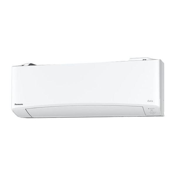 パナソニック インバーター冷暖房除湿タイプ エアコンセット おもに6畳用 /100V CS-TX220D-W【納期目安:2週間】