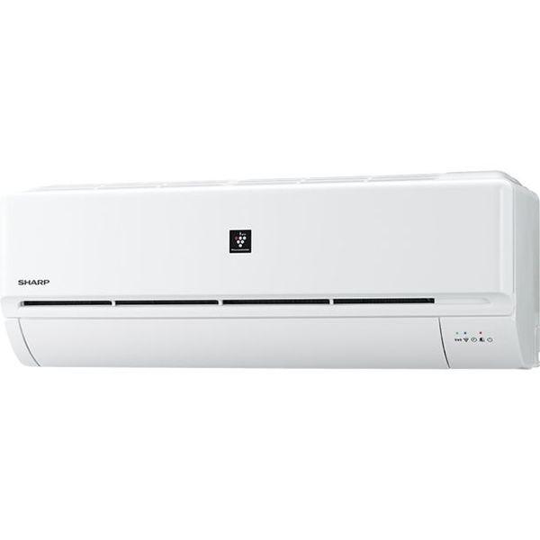 シャープ エアコン L-Dシリーズ(2.2kw主に6畳)100V ホワイト AY-L22D-W