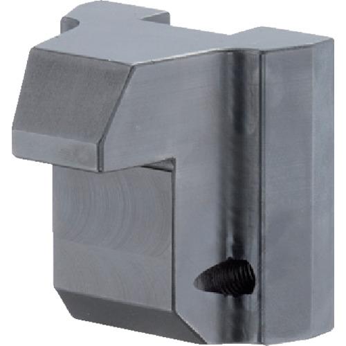 トラスコ中山 HALDER 特殊口金 フローティングクランプM16用 交換口金、上側 tr-1080005
