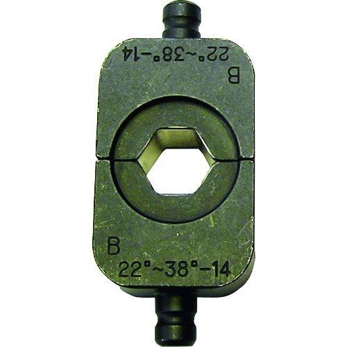 トラスコ中山 西田 六角圧縮用ダイス38 tr-1494025