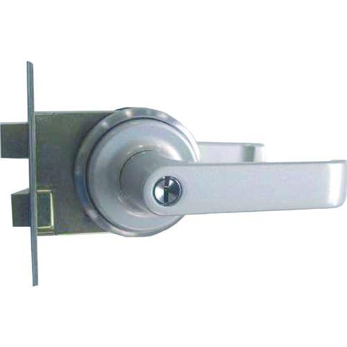 トラスコ中山 AGENT LS-640 レバーハンドル取替錠 B/S64 鍵付 tr-1375690