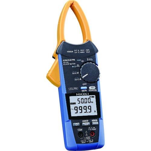 開店記念セール! CM4375 トラスコ中山 AC/DCクランプメータ HIOKI tr-1605504:激安!家電のタンタンショップ 書類3点付-DIY・工具