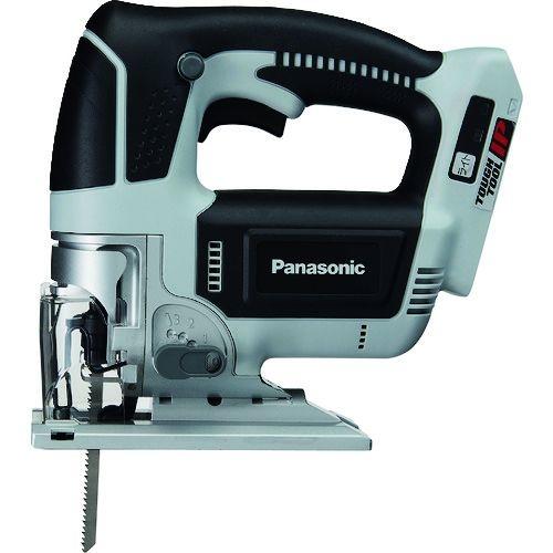 トラスコ中山 Panasonic 18V 充電ジグソー 本体のみ グレー tr-1678694