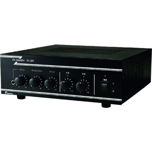 トラスコ中山 ノボル 20W 構内放送用アンプ tr-1490925