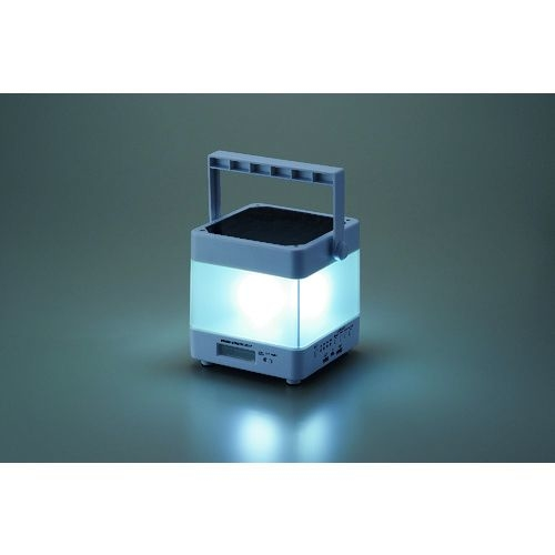 トラスコ中山 キャットアイ LED多機能ランタン 138.5×138.5×148 tr-1607727