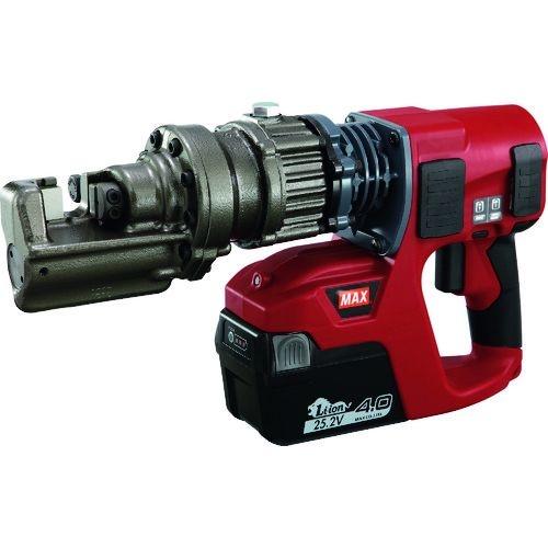 トラスコ中山 MAX 25.2V充電式ブラシレス鉄筋カッタ PJ-RC161-BC/2540A tr-1794260