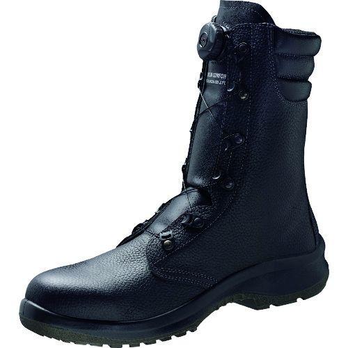 トラスコ中山 ミドリ安全 Boaシステム安全靴 プレミアムコンフォート PRM-230Boa 27.0cm tr-1493511