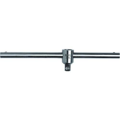 トラスコ中山 バーコ ステンレス製スライドTハンドル 差込1/4インチ tr-1384296