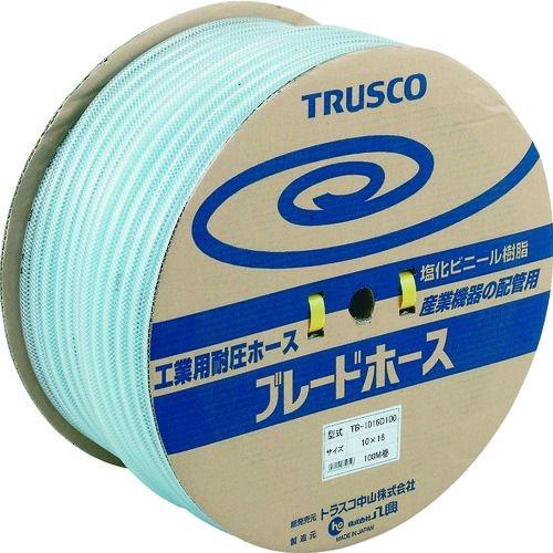 トラスコ中山 TRUSCO ブレードホース 10X16mm 50m tr-1612842