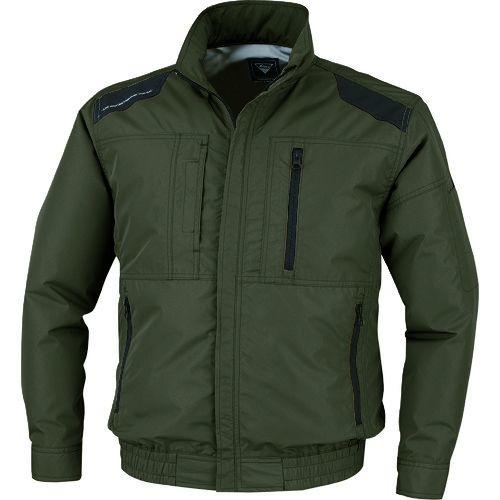 トラスコ中山 ジーベック 空調服遮熱ブルゾンXE98015-62-4L tr-1609270