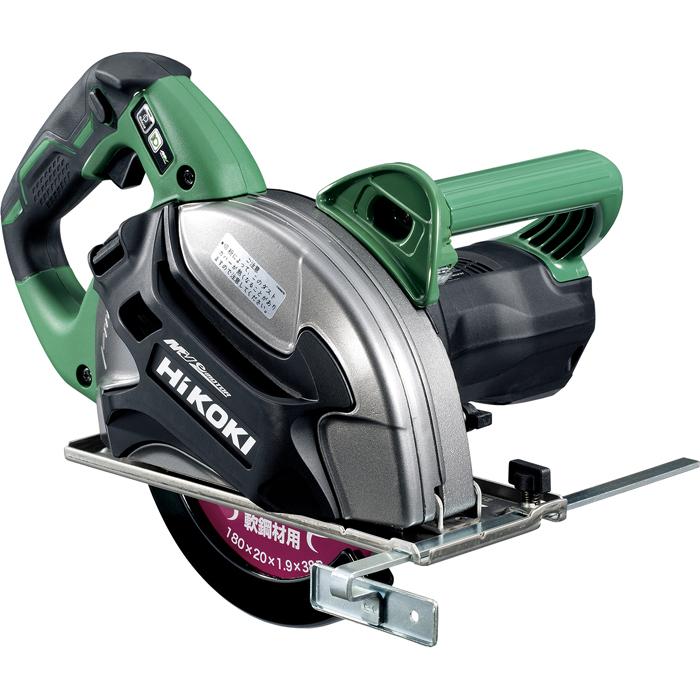 HiKOKI(日立工機) 【36V】【MULTI VOLT(マルチボルトシリーズ)】コードレスチップソーカッタ―(マルチボルト蓄電池*1個/急速充電器/チップソー(軟鋼材用)/ケース付属) CD3607DA(XP)