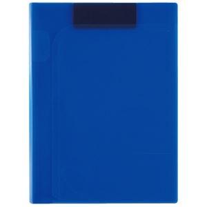 その他 (まとめ)セキセイ クリップファイルA4 コバルトブルー ACT-5924-14(×20セット) ds-2276188