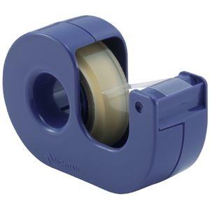 その他 (まとめ)ニチバン セロテープ小巻カッター付 CT-12DCB 青(×50セット) ds-2276511:激安!家電のタンタンショップ