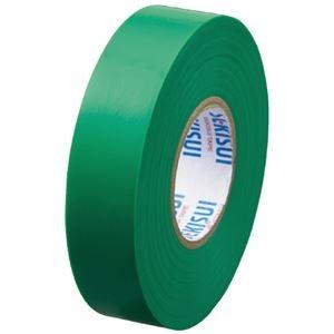 その他 (まとめ)セキスイ エスロンテープ #360 19mm×20m 緑 V360M2N(×100セット) ds-2276597