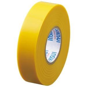 その他 (まとめ)セキスイ エスロンテープ #360 19mm×20m 黄 V360Y2N(×100セット) ds-2276601