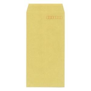 その他 (まとめ)今村紙工 地紋入クラフト封筒 長3 100枚テープなし(×20セット) ds-2276864