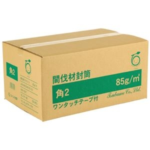 その他 (まとめ)ツバメ工業 間伐材封筒角2テープ付 500枚入箱(×2セット) ds-2276926