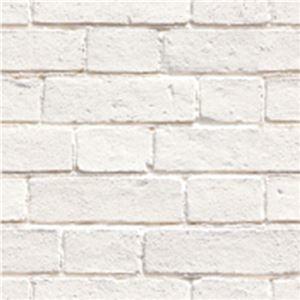その他 (まとめ)カモ井加工紙 mt CASA シート壁用 白レンガ柄 MT03WS2306 3枚パック(×20セット) ds-2277375