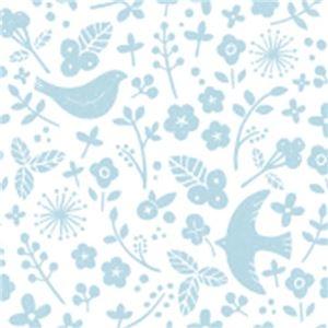 その他 (まとめ)カモ井加工紙 mt CASA シート壁用 花と鳥をあしらったやさしい色合いの柄 MT03WS2304 3枚パック (×50セット) ds-2278129
