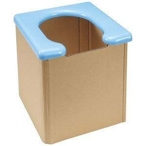その他 (まとめ)サンコー 避難用トイレ R-58(×20セット) ds-2278309