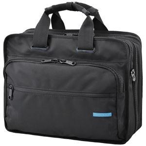 その他 まとめ エレコム 全商品オープニング価格 ビジネスバッグ ブラック BM-BG03BK 特価キャンペーン ds-2278578 ×3セット