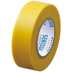 その他 (まとめ)セキスイ エスロンテープ #360 19mm×10m 黄 V360Y1N(×300セット) ds-2278773