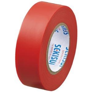 その他 (まとめ)セキスイ エスロンテープ #360 19mm×10m 赤 V360R1N(×300セット) ds-2278776