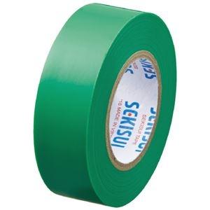 その他 (まとめ)セキスイ エスロンテープ #360 19mm×10m 緑 V360M1N(×300セット) ds-2278778