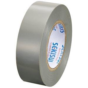 その他 (まとめ)セキスイ エスロンテープ #360 19mm×10m 灰 V360H1N(×300セット) ds-2278781