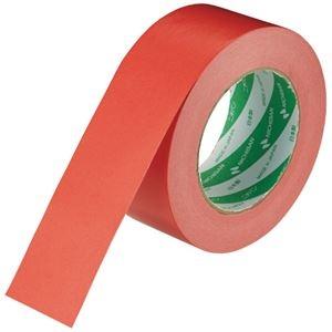 その他 (まとめ)ニチバン ハイクラフトテープ 321WC-50 50mm×50m 赤(×50セット) ds-2278790