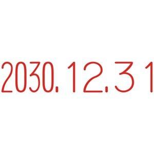 その他 (まとめ)サンビー テクノタッチ回転印 本西暦日付5号 TK-CR05(×30セット) ds-2278797