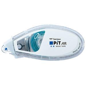 その他 (まとめ)トンボ鉛筆 テープのりピットエアーミニ スタンダード PN-EAS (×100セット) ds-2278834