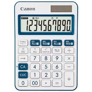 その他 (まとめ)キヤノン ミニ卓上電卓 ネイビー LS-105WUC-NV (×30セット) ds-2279131