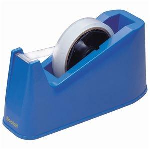 その他 (まとめ) 3M スコッチ デスクディスペンサー ブルー C-3-J-BLUE 1台 【×30セット】 ds-2236930