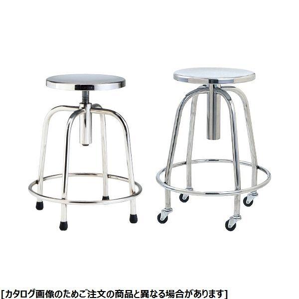 松吉医科器械 手術用回転椅子 MY-3030C キャスタータイプ 03-2956-00【納期目安:1週間】