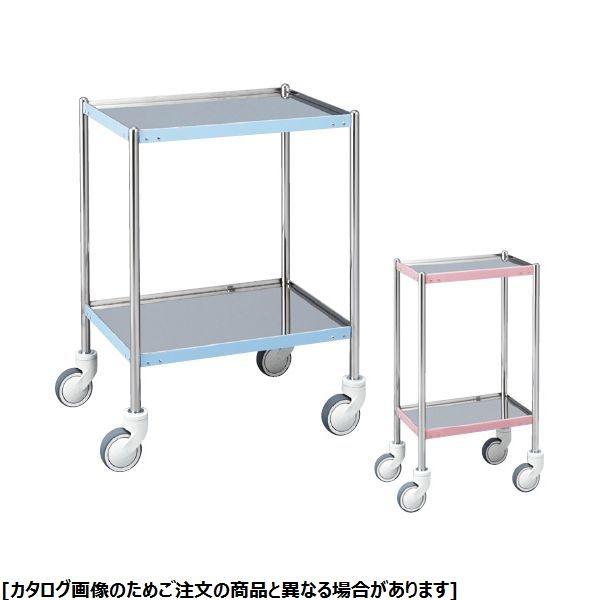 松吉医科器械 カラーライン器械台 MY-CL105P ピンク 24-2514-00
