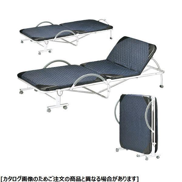 アイリスオーヤマ 折りたたみベッド FBD-S90 24-3415-00