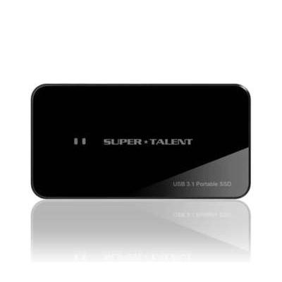 SUPER_TALENT 外付けSSD 480GB ポータブルSSD USB3.1(Gen2) FUW480UCU0