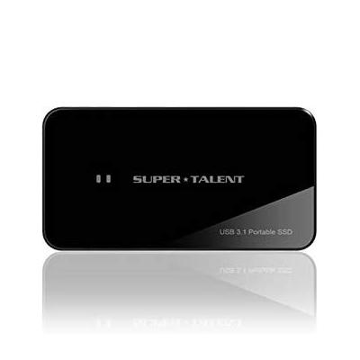 SUPER_TALENT 外付けSSD 240GB ポータブルSSD USB3.1(Gen2) FUW240UCU0